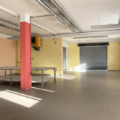 Sede Centrale Interni - Pomme Manifatture