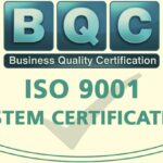 Certificazione ISO 9001 Pomme Manifatture
