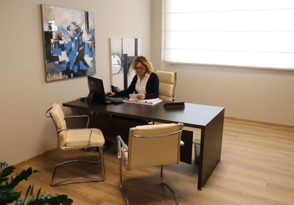 Area Commerciale e Marketing - Viviana de Filippo Pomme Manifatture